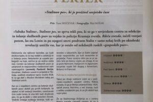 MOJ PES Bella Fantasia članek (2)